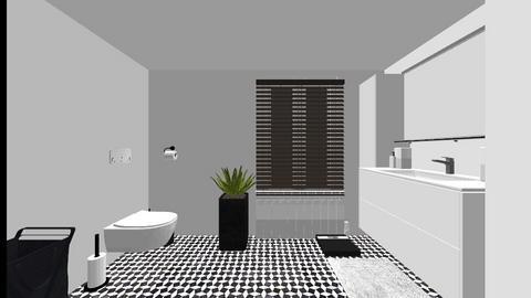 Bathroom - Bathroom - by Sarah Rabii