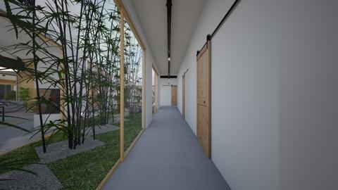 Zen_hallway - by lovasemoke