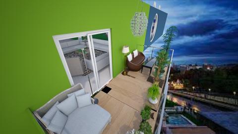 balcony - by siddhi0103