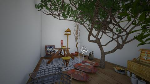 ngoinhaamap_0903 - Masculine - Living room  - by danglengocanh0903