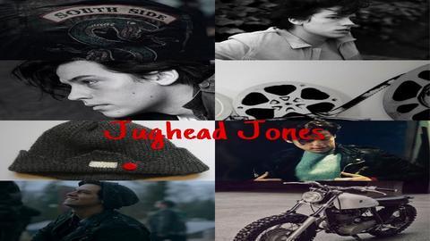 Jughead Jones - Bedroom - by Itz_rearea1