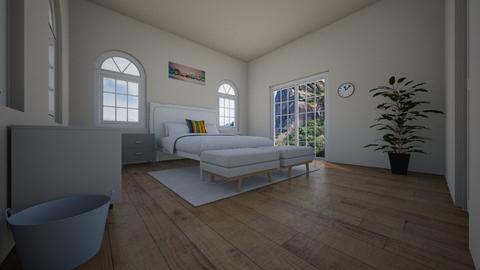 cute bedroom - Bedroom  - by XenaChico