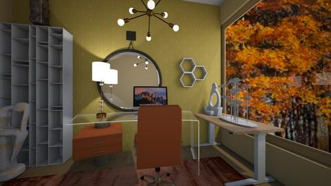 Beehouse office - Modern - Office  - by haileymilby