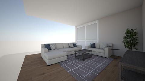 Badgett - Living room  - by 018distj