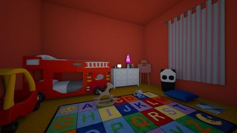 Kids room - Bedroom  - by Cashnasty