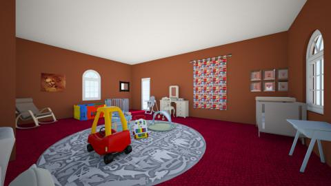 BABY ROOM - Modern - Kids room  - by ohgennn