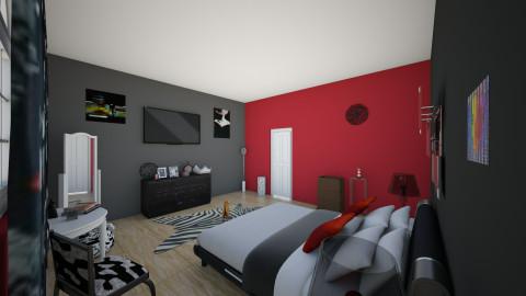 coca cola - Minimal - Bedroom  - by Kechiq Slipperz