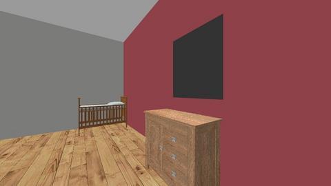 Joes room - Kids room - by magdalena86
