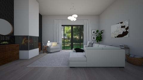 balanced lr - Modern - Living room - by agtdesigns2003