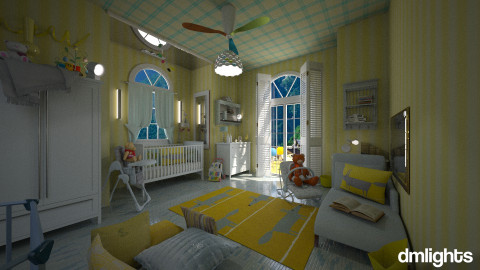 Nursery - Kids room  - by LucretiaC
