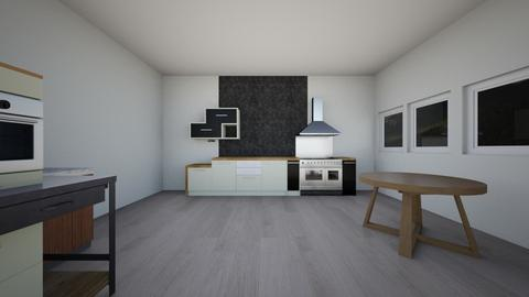 Great Kontrast_Kitchen - Rustic - Kitchen  - by 3Musketeers