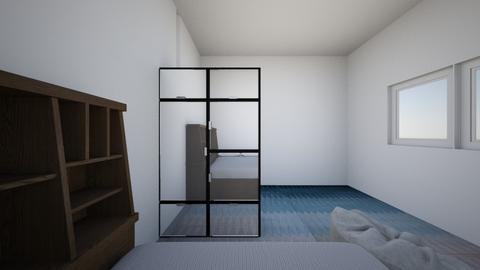 MY BEDROOM PLAN - Modern - Bedroom  - by RipAllMyRoboux