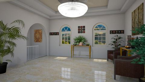 2nd Floor Landing - Modern - by alonatech_2nd