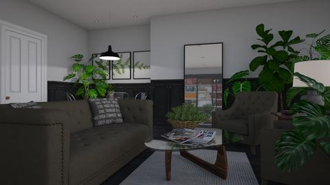 Indoor Plant Room - by Valentinapenta