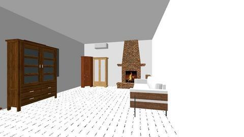 Salotto Arbus - Rustic - Living room  - by costantis