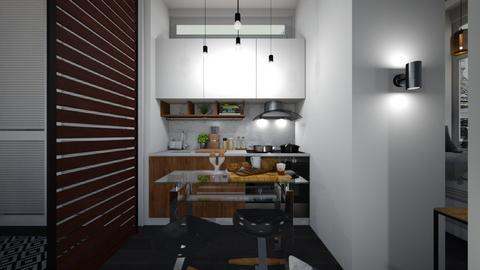 Casa390Kitchen - Modern - Kitchen - by nickynunes