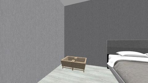 Francesca G period 8 - Modern - Living room  - by lilg129class