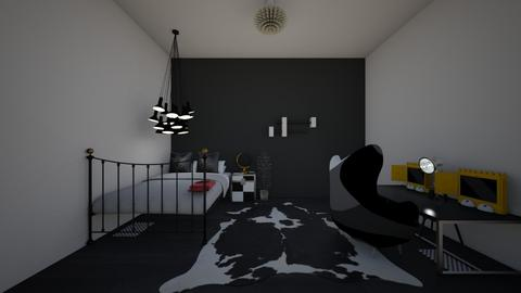 ranboos room - Bedroom  - by crying_room