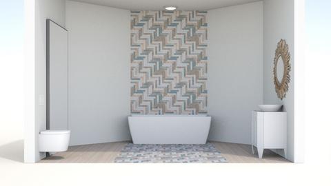 bathroom 3 - Bathroom  - by AnnaR_Klayerar123