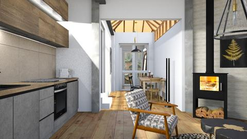 Minimal tiny house - Modern - by augustmoon