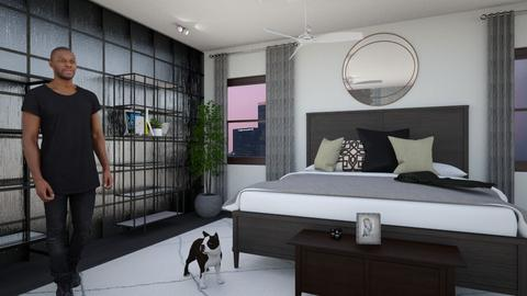 bedroom - Bedroom - by lnastudios