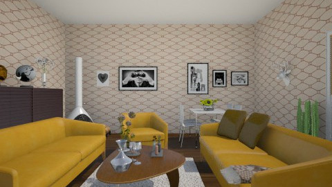 done - Living room - by nico3