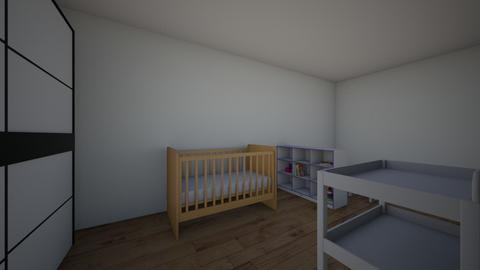 Bedrooms - Kids room  - by brunafaria