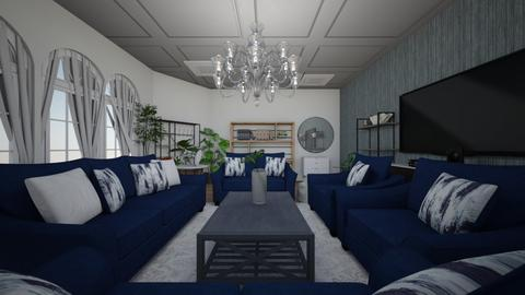 woh - Living room  - by _friedmomo_