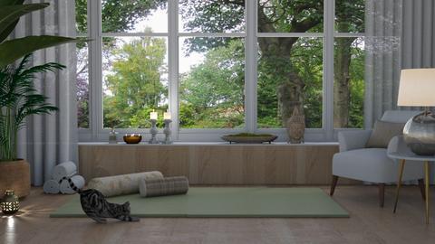 Home yoga II - by Thrud45