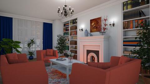 Herenhuis - Eclectic - Living room  - by Theadora