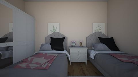pieza jose y cata - Bedroom  - by lopezjo
