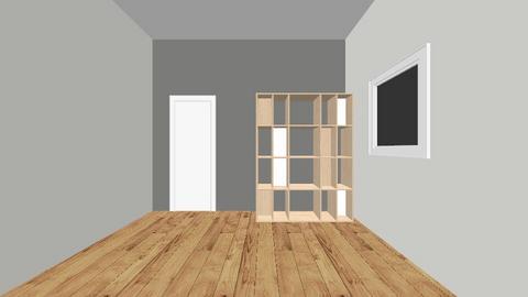 Casa_cu_trepte_living - Living room  - by Catalina Iacob