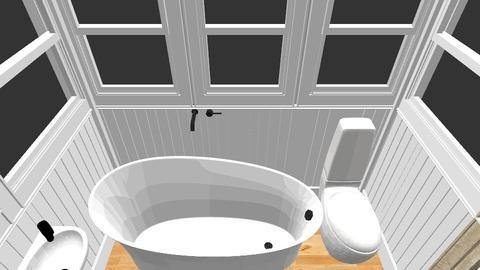 625 bath - Eclectic - Bathroom  - by roomkoop