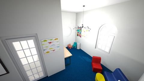 kids school room - Kids room  - by adrollll