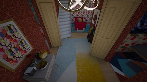 Hallway - by Piper_M