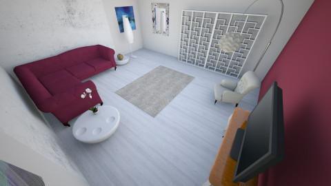 Chic - Living room - by Lanaa