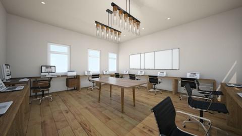 top floor - Rustic - Office  - by hometime1