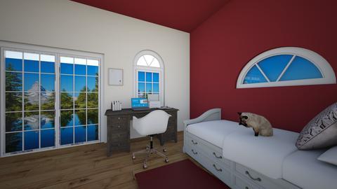 Dream Room - Bedroom - by zoed123