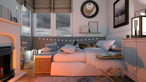 Stormy - Bedroom  - by RonRon