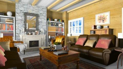 Living room - Classic - Living room  - by XValkhan