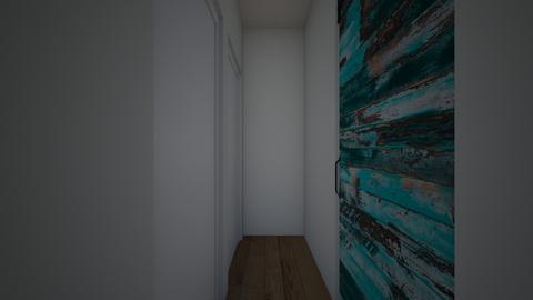 casa dormitorio bano - by hiruman