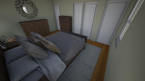 Master Bedroom scale V2 - Bedroom  - by Kim14410