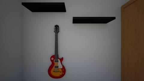 my room - by miriamdelia9