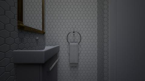 toilet - Bathroom  - by ebrame