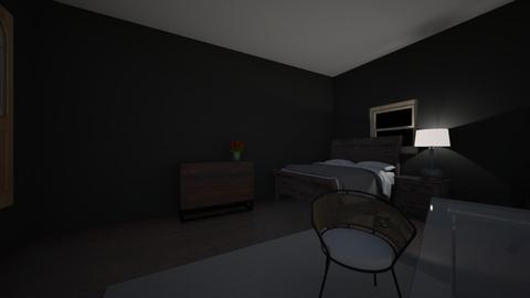 MY CUARTO  - Retro - Bedroom  - by lvariasg