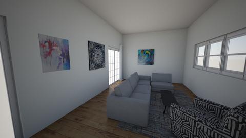 Sitting room - Minimal - by Morganlovejoy95