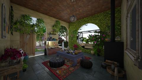 The Dwelling  - Eclectic - Bedroom  - by The Wayfarer