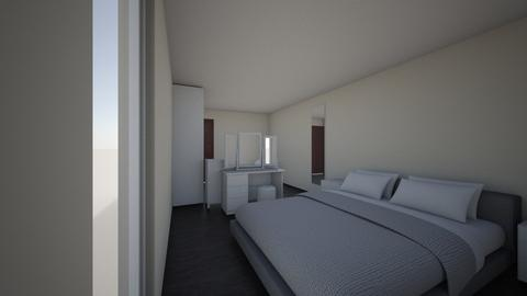 Schlafzimmer - Bedroom - by mietzfari