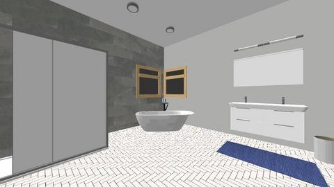 Master Bath - Bathroom  - by 23fishkyl