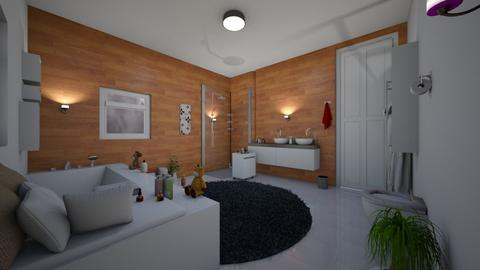 Bathroom - Global - Bathroom  - by Han Jisung